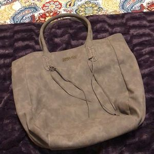 Kenneth Cole Reaction grey tote